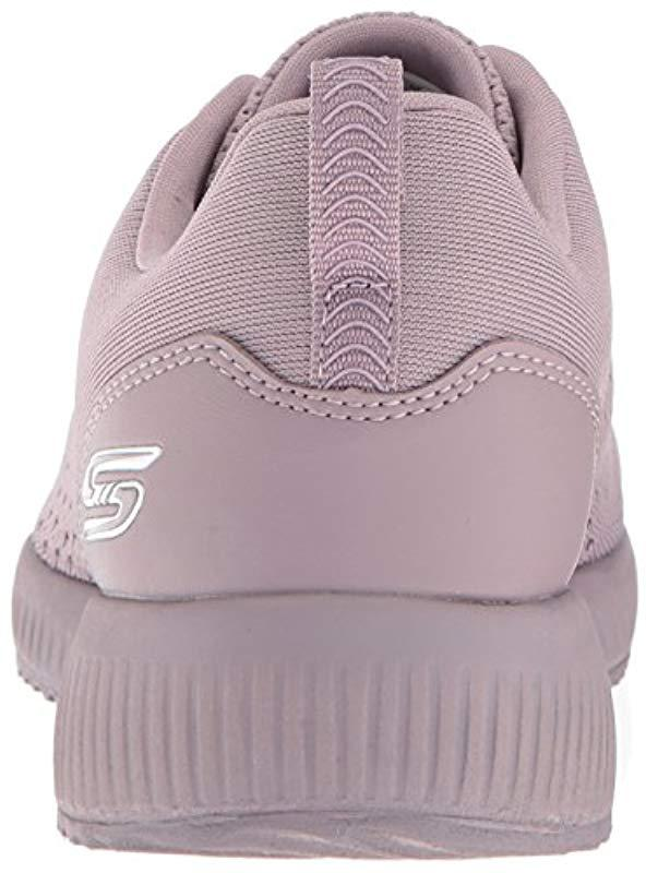 bc9e283c58a3 Skechers - Purple Bobs Bobs Squad-ultraviolet Sneaker - Lyst. View  fullscreen
