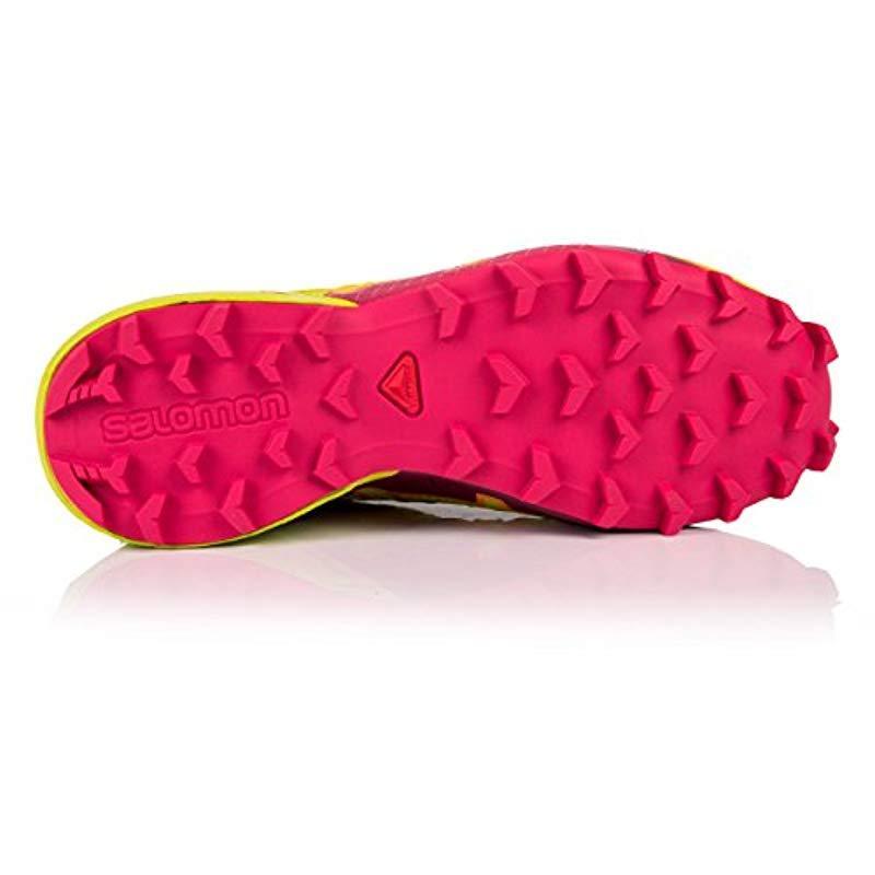 salomon speedcross 4 gtx pink