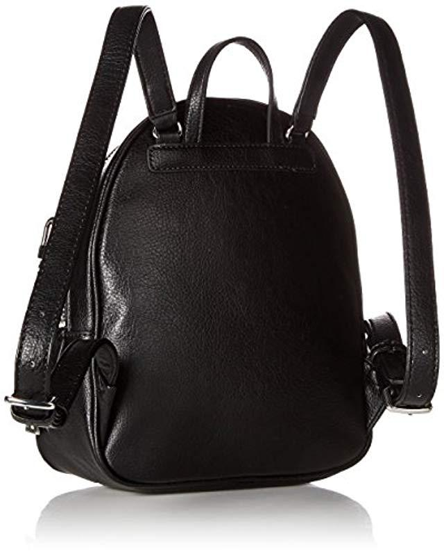 bdc590c2d6bf Lyst - Guess Manhattan Small Backpack in Black - Save 41%