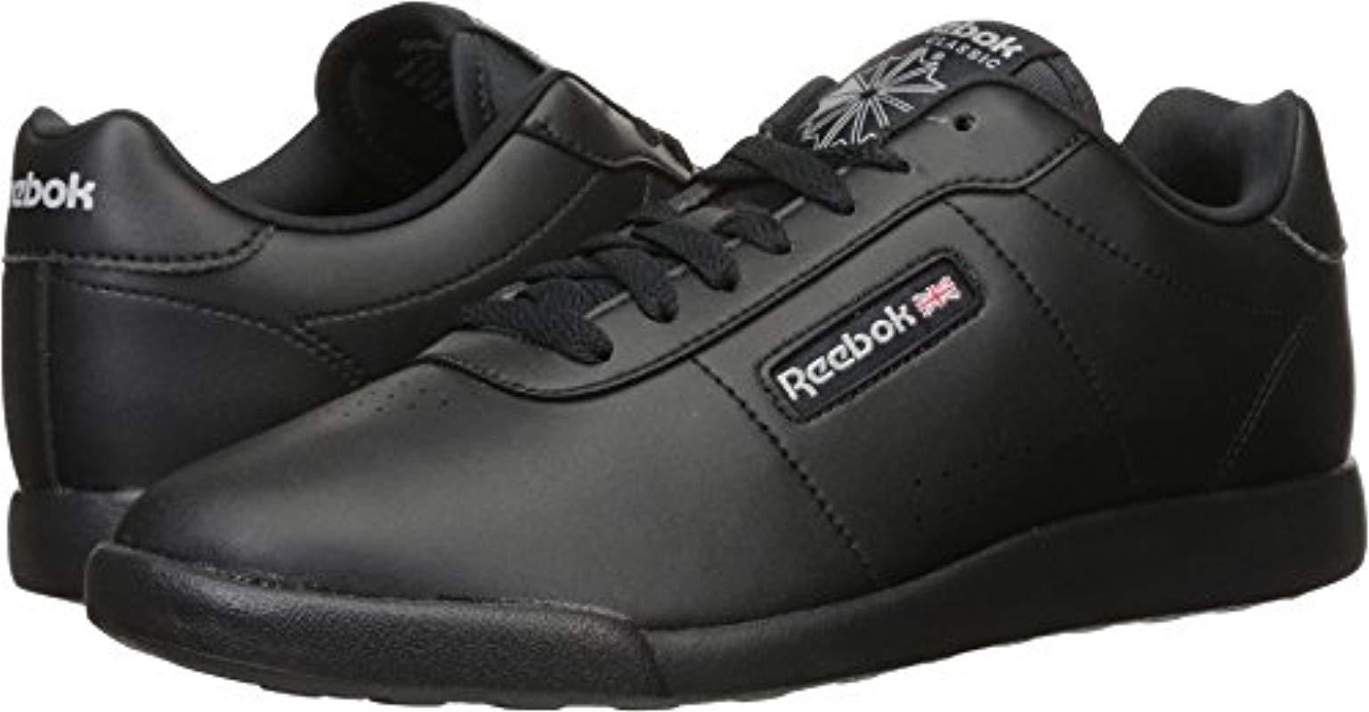475f7a0dbcdf Reebok - Black Princess Lite Classic Shoe - Lyst. View fullscreen