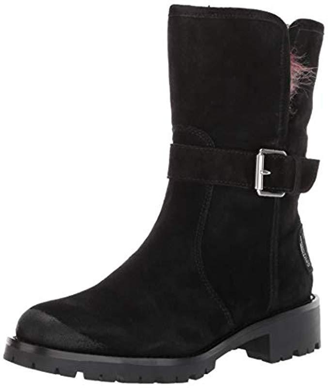 7350440d7 Lyst - Sam Edelman Jeanie Chelsea Boot in Black - Save 55%