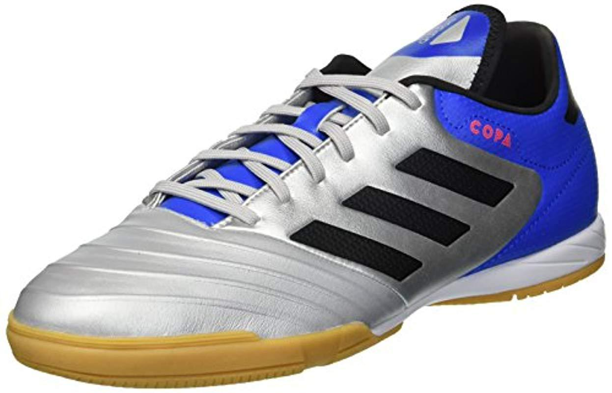 6d50c86509b adidas Copa Tango 18.3 Indoor Soccer Shoe in Metallic for Men - Save ...
