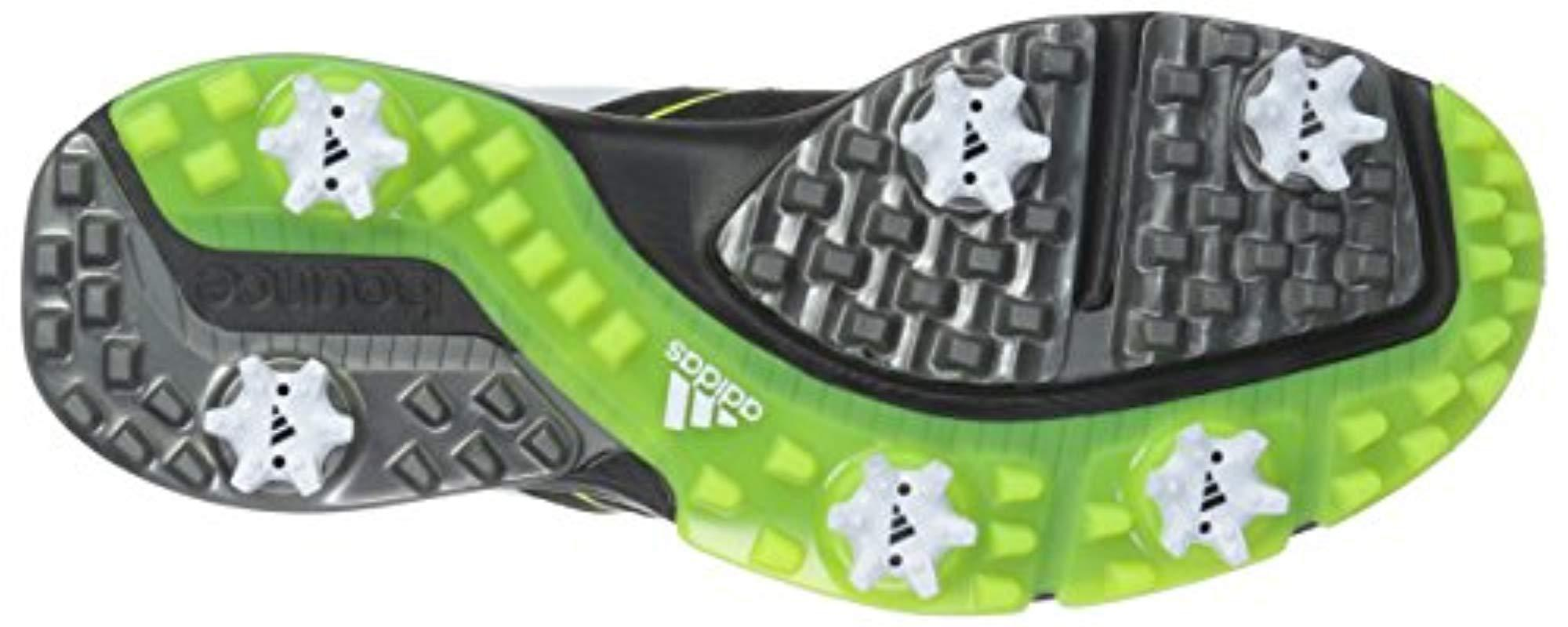 Grado Celsius Enorme Cortar  adidas 360 Traxion Boa Wd Cblack Golf Shoe for Men - Lyst