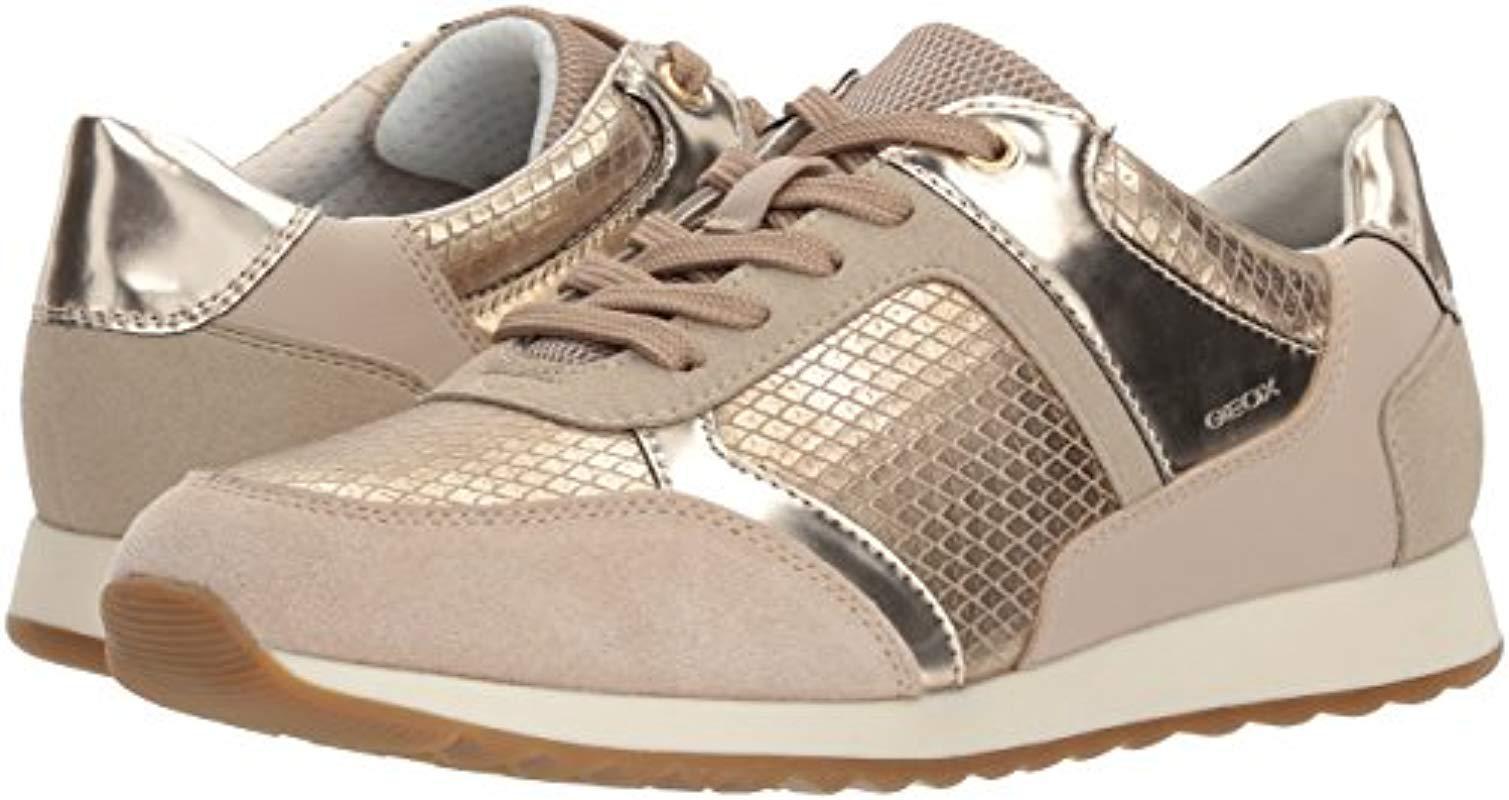 Geox Rubber Deynna 3 Sneaker - Lyst