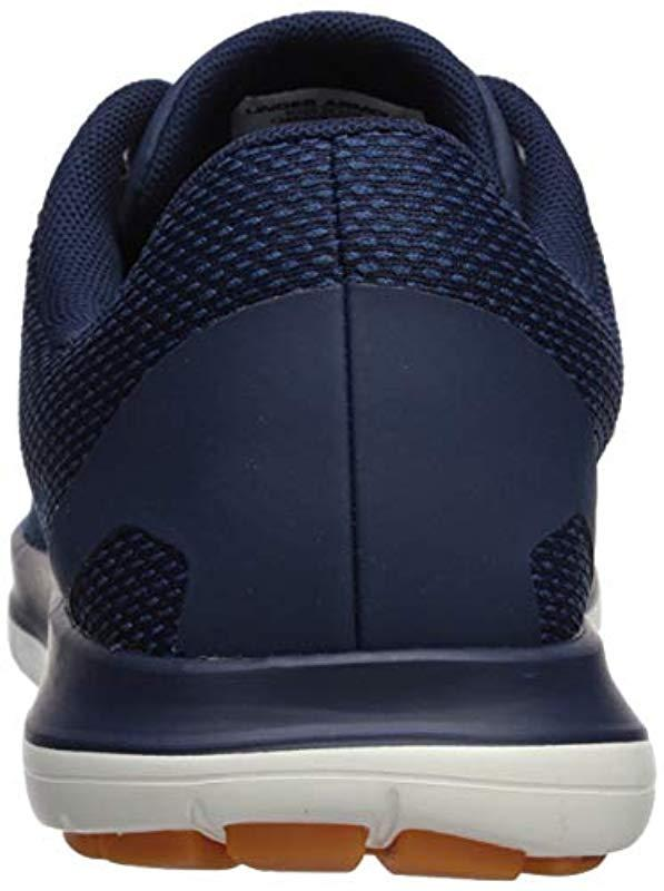 Under Armour - Blue Remix Running Shoes for Men - Lyst. View fullscreen 93ff78d1050