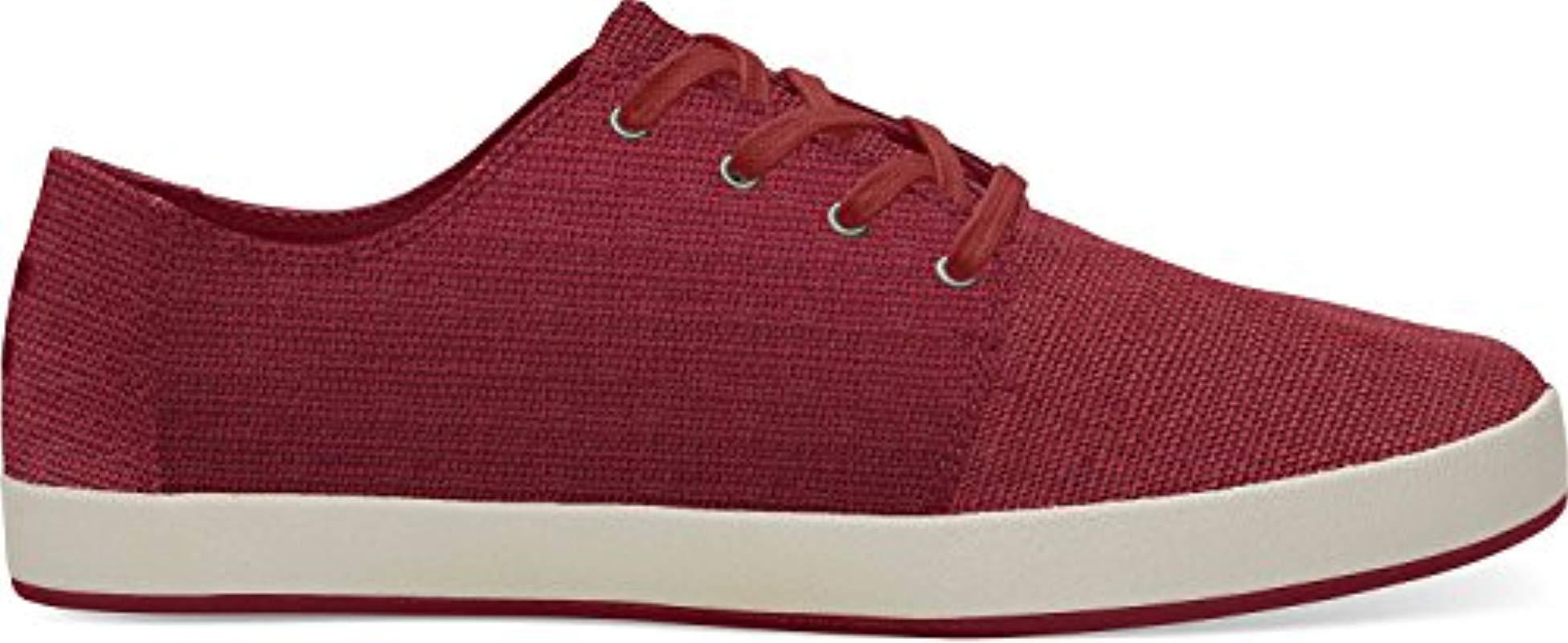 cdf95a1fb4 Lyst - Toms Classic Shoes in Red