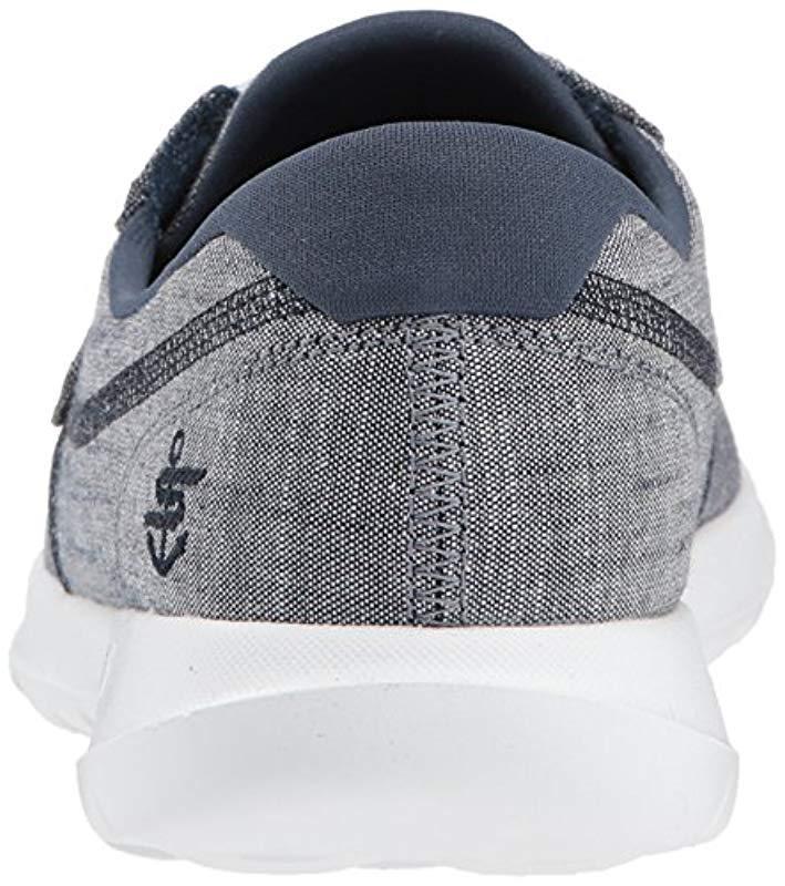 049664bf21202 Skechers - Blue Go Walk Lite-15433 Boat Shoe - Lyst. View fullscreen