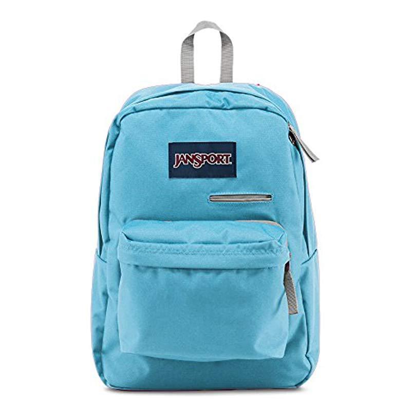 c1b0dd4a4e Lyst - Jansport Digibreak Laptop Backpack in Blue - Save ...