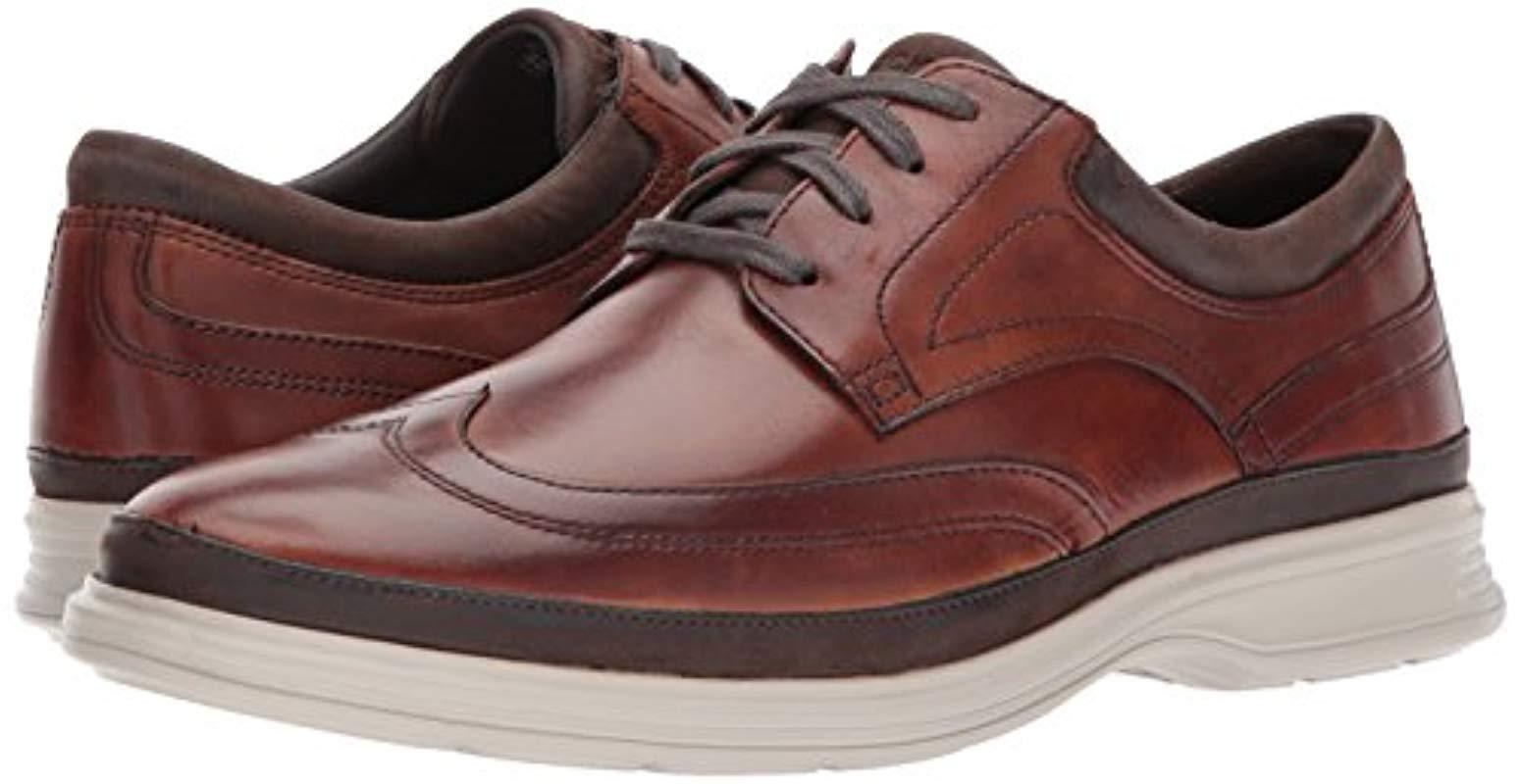 Rockport Dressports 2 Lite Wingtip Shoe