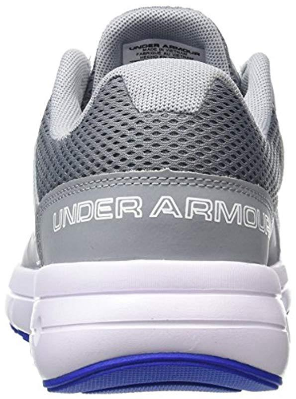 d556f4cc08c ... Blue Ua Dash Rn 2 Running Shoes for Men - Lyst. View fullscreen