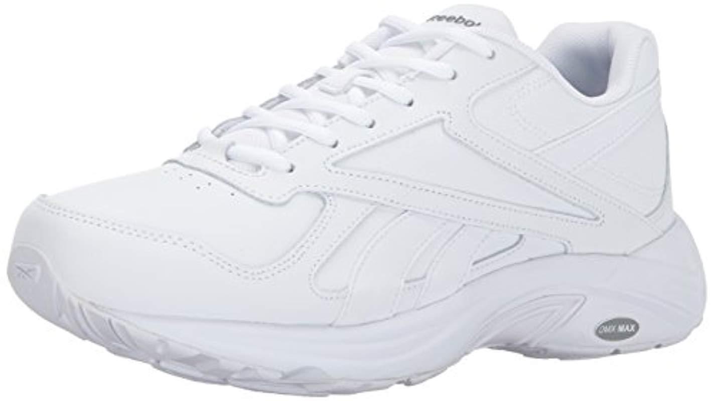 dc1ccd2b4b75 Lyst - Reebok Walk Ultra V Dmx Max 2e Shoe in White for Men - Save 20%