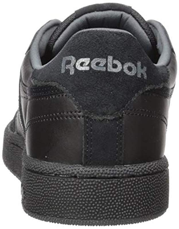 6afb97fe53378 Lyst - Reebok Club C 85 Sneaker in Gray for Men