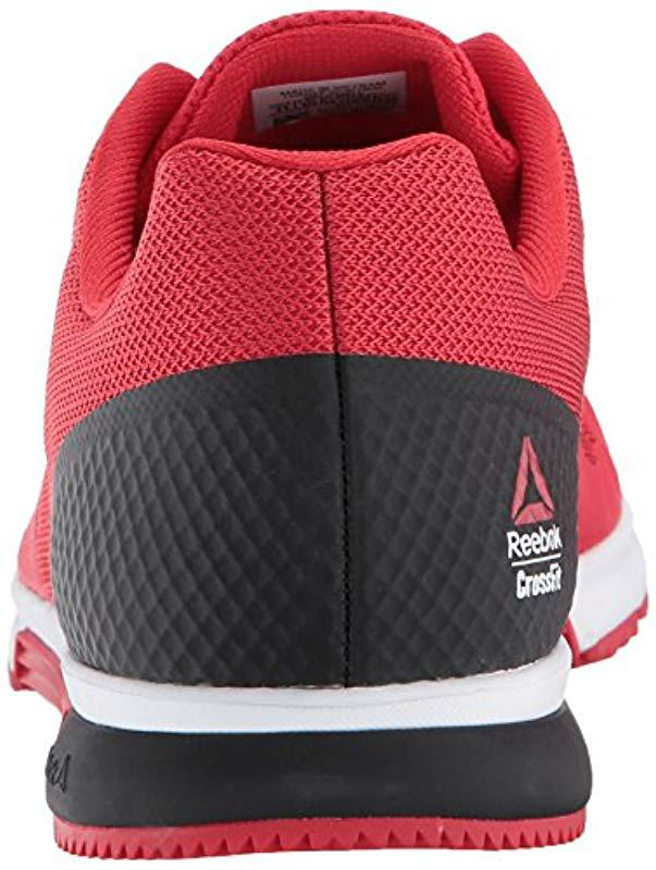 d834bbd003cd Lyst - Reebok Crossfit Speed Tr 2.0 Cross-trainer Shoe in Red for Men -  Save 54%