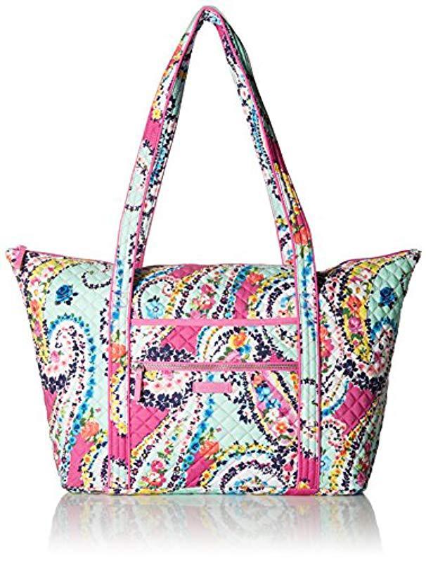 Iconic Miller Travel Bag Signature Cotton