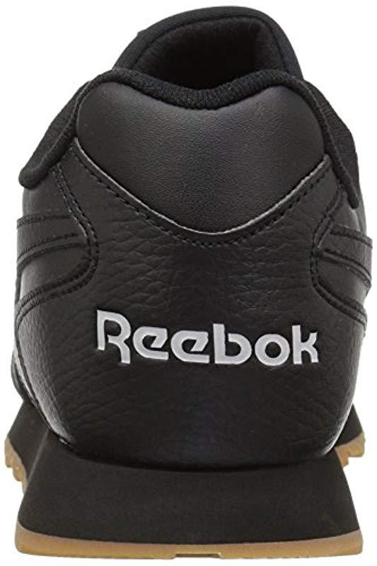 555d4283b5855 Reebok - Black Classic Leather Harman Run Sneaker - Lyst. View fullscreen