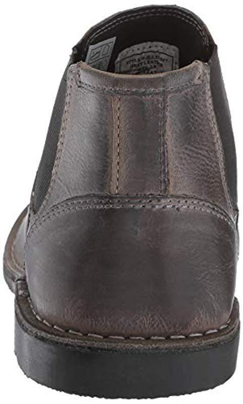 d68b2fcd000 Steve Madden - Gray Illen Chelsea Boot for Men - Lyst. View fullscreen