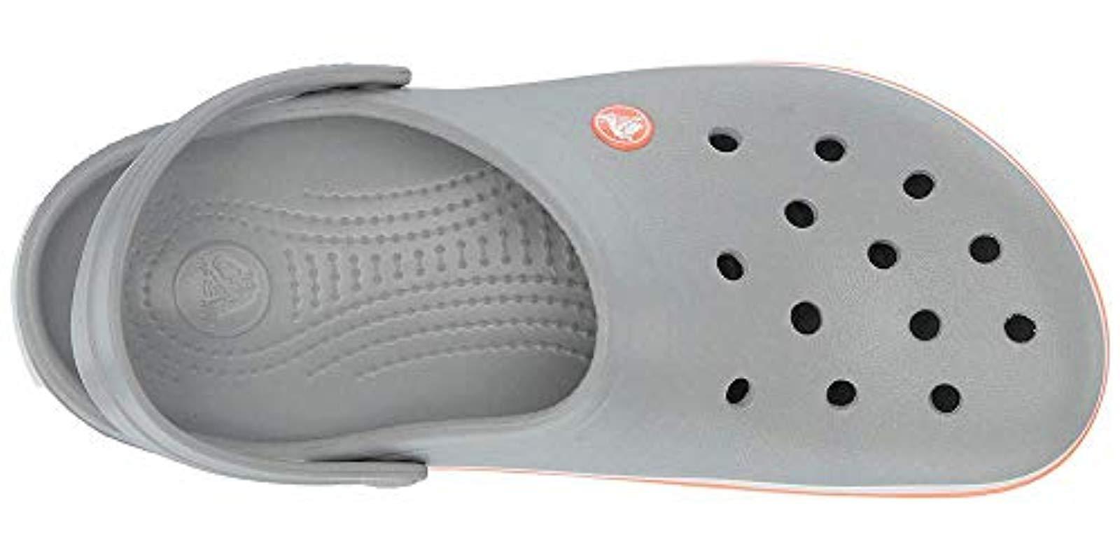 klasyczny styl cienie gorące nowe produkty Unisex Adults' Crocband U Clogs