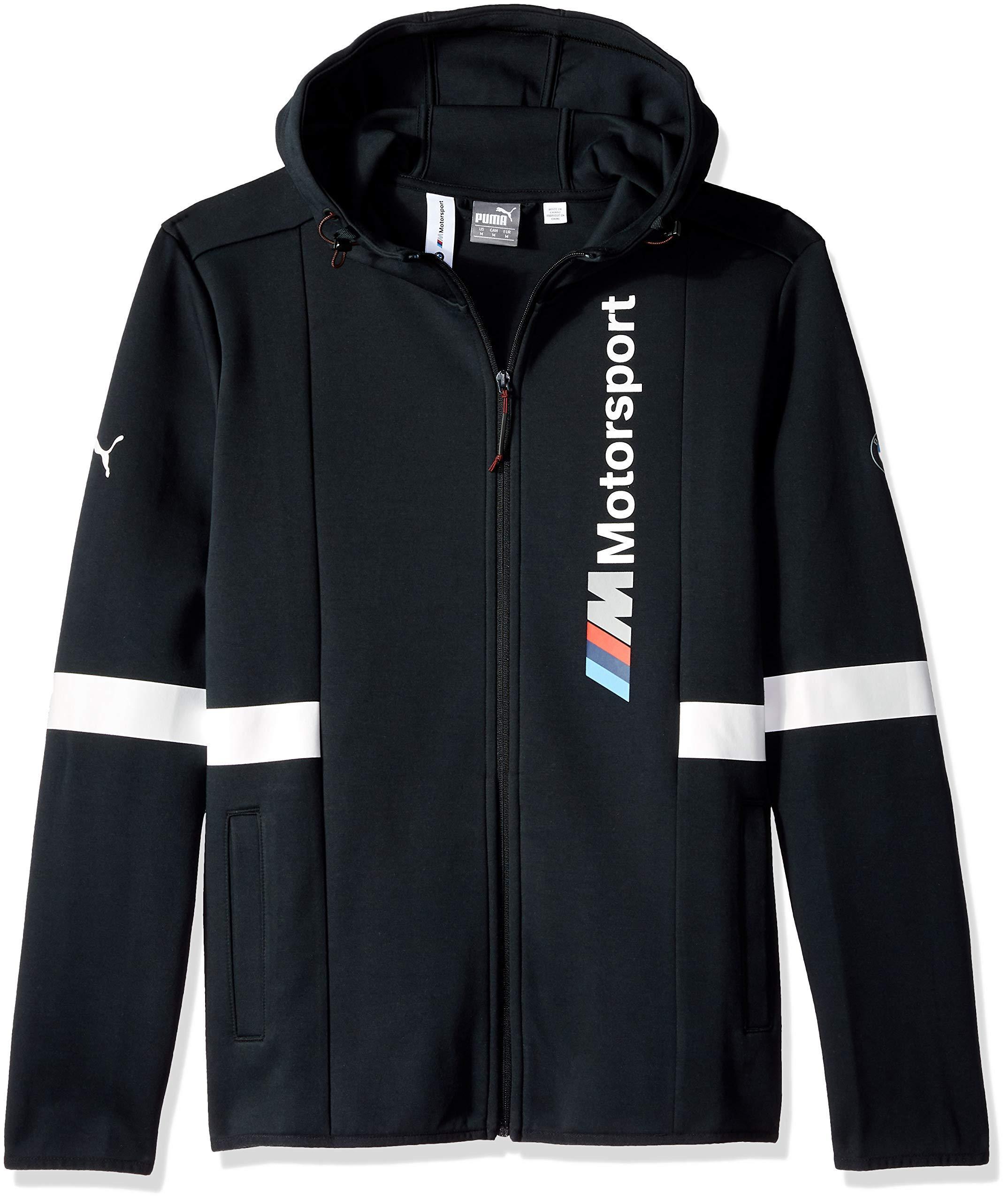 Bmw Motorsport Hooded Sweat Jacket