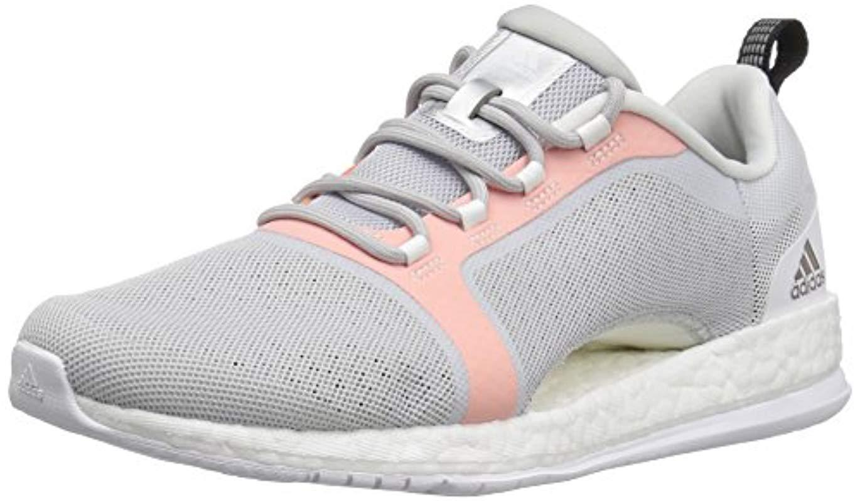 Women S Gray Performance Pure Boost X Tr 2 Cross Trainer Shoe