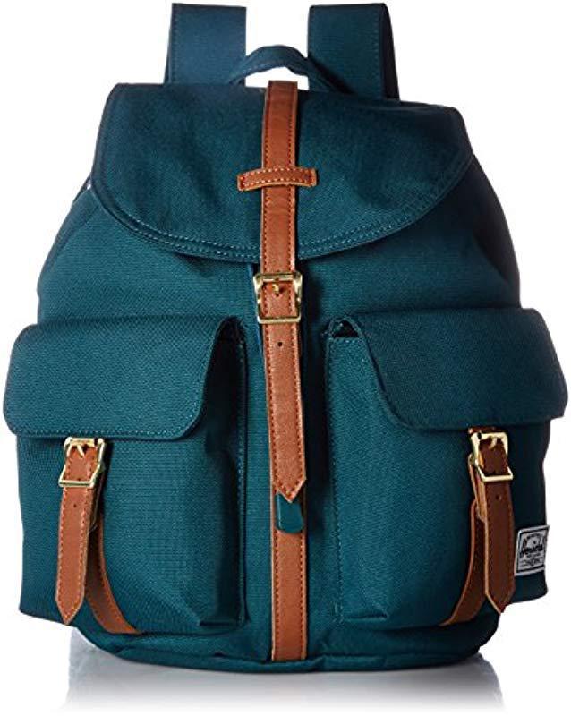 e8303fdbb38a Lyst - Herschel Supply Co. Herschel Dawson X-small Backpack in Blue ...