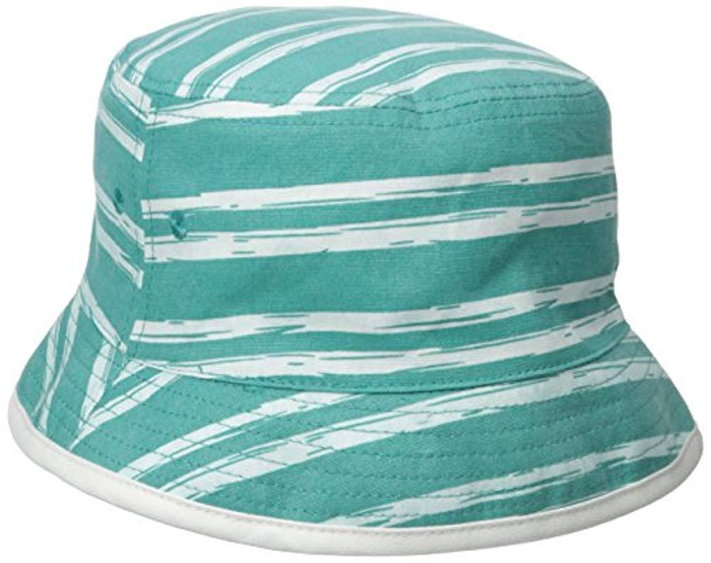09feb6ccb67 Keds - Green Reversible Bucket Hat - Lyst. View fullscreen