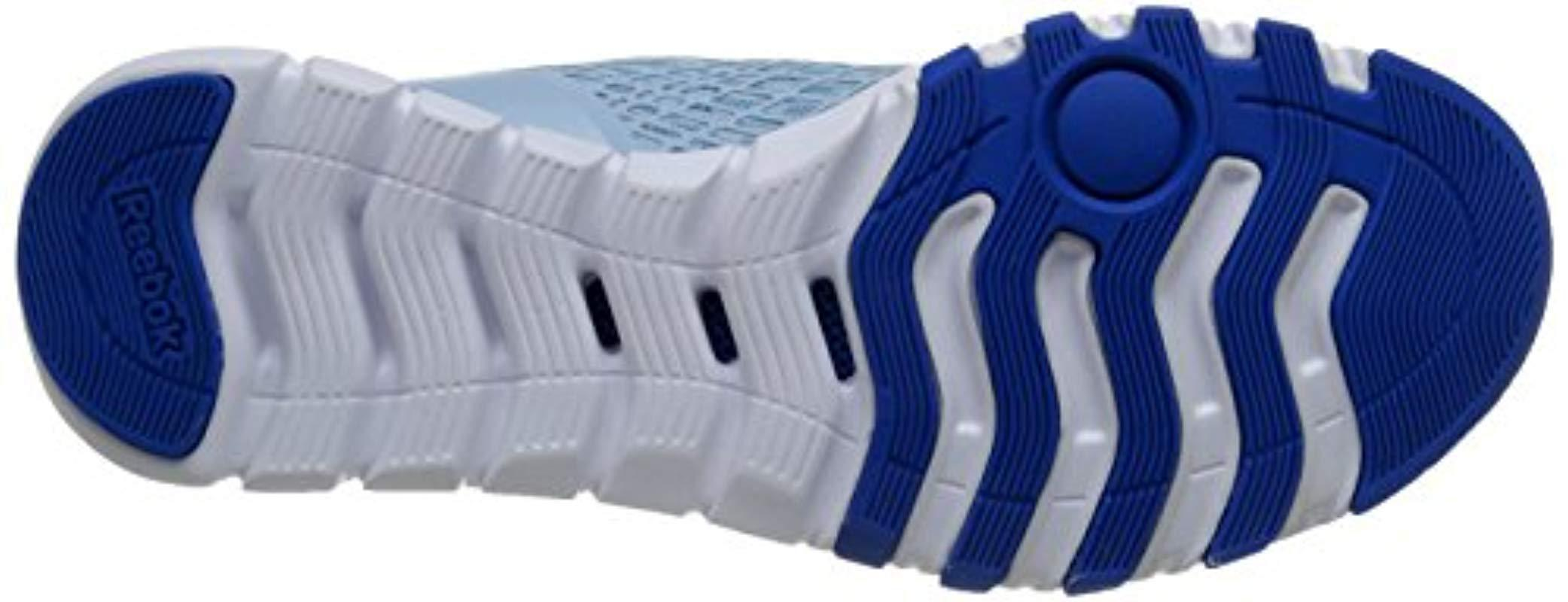 f139c18cbc8 Lyst - Reebok Tbd Training Shoe in Blue