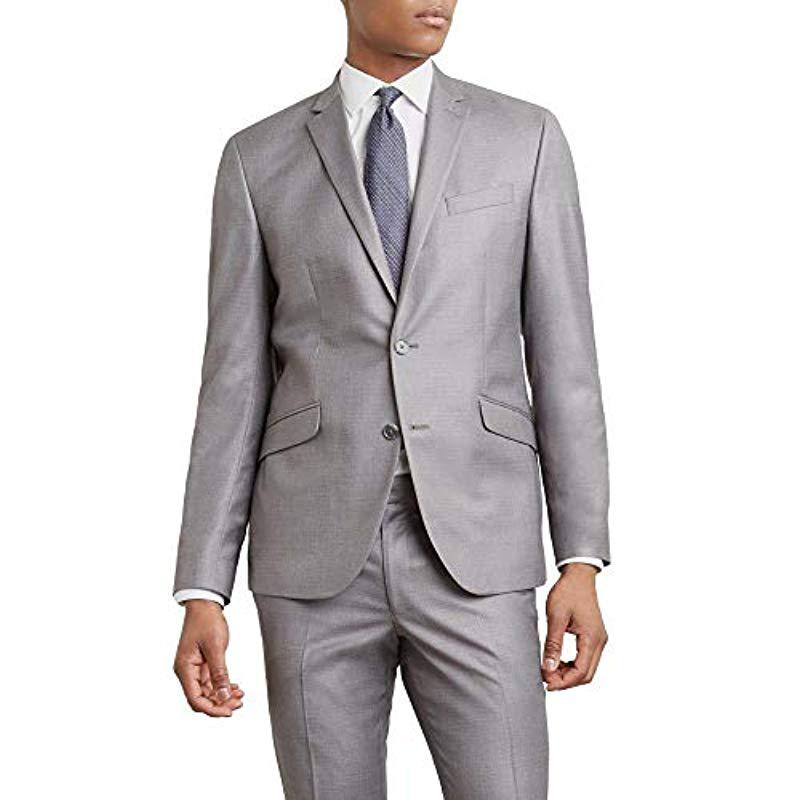 Kenneth Cole REACTION Mens Stretch Suit Separate Pant