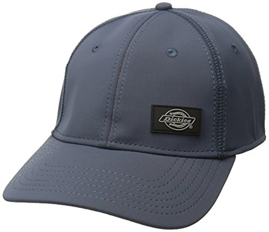7a7eb5ba507a54 Lyst - Dickies Wicking Traditional Flex Baseball Cap for Men