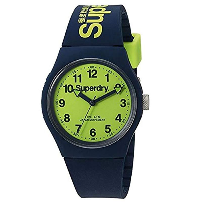 822352a575b4 Reloj Analógico de Cuarzo para Hombre con Correa de Silicona ...