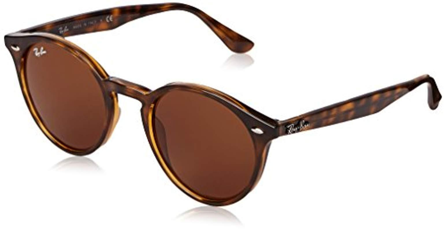 a8e3af5216f Ray-Ban. Brown Unisex s Rb 2180 Sunglasses