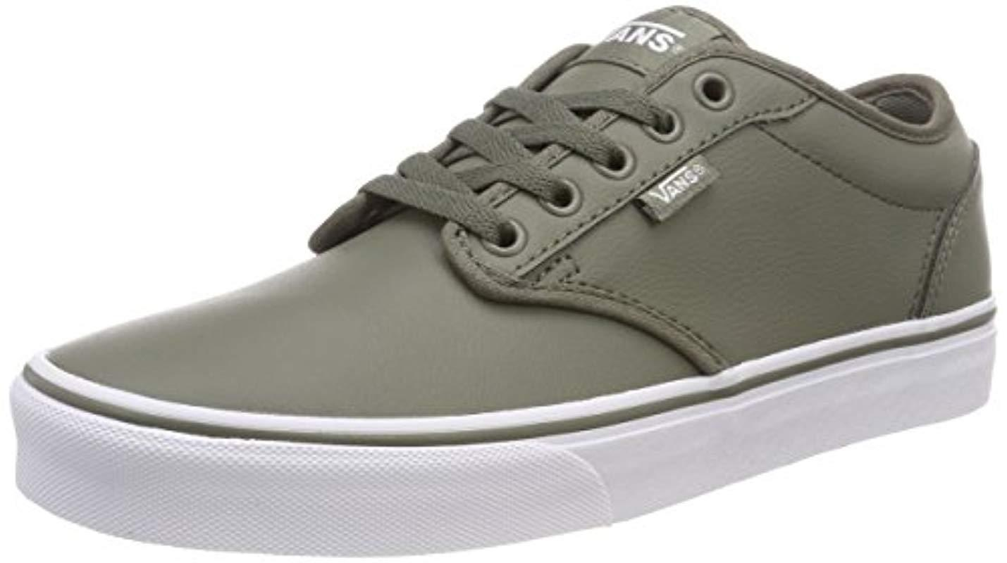 Vans Atwood Synthetic Leather Low-top