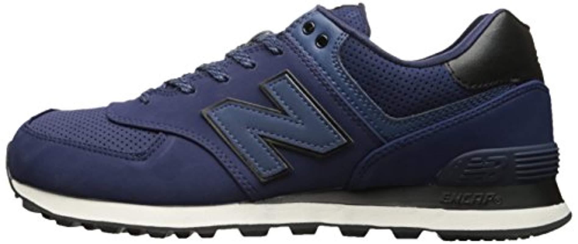 New Balance 574v1 Core Plus Sneaker in Blue for Men - Lyst