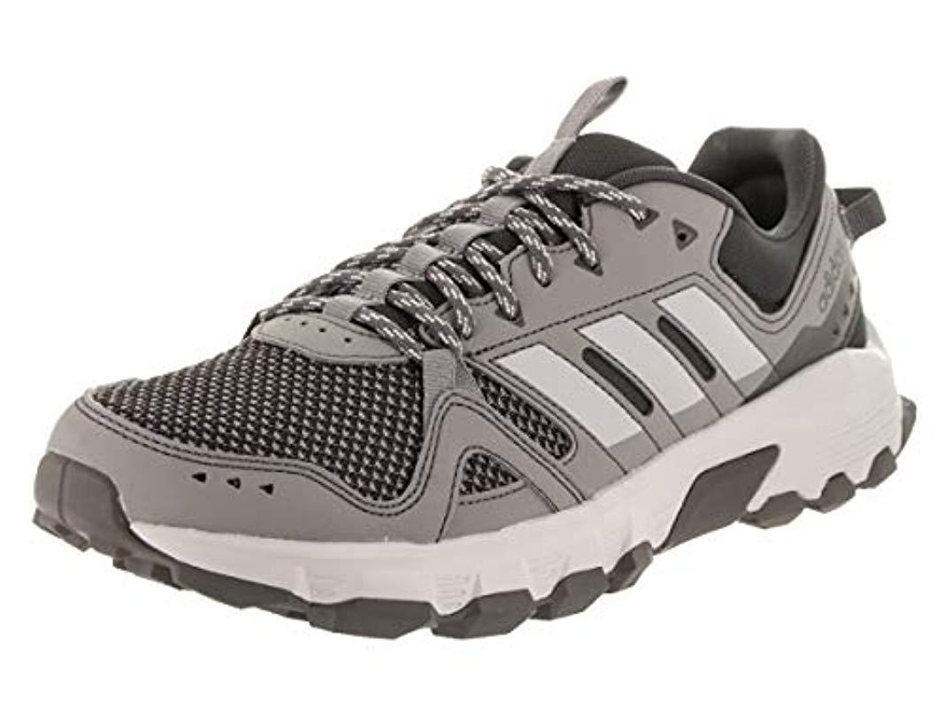 f6eb3a532 adidas. Men s Gray Rockadia Trail Running ...