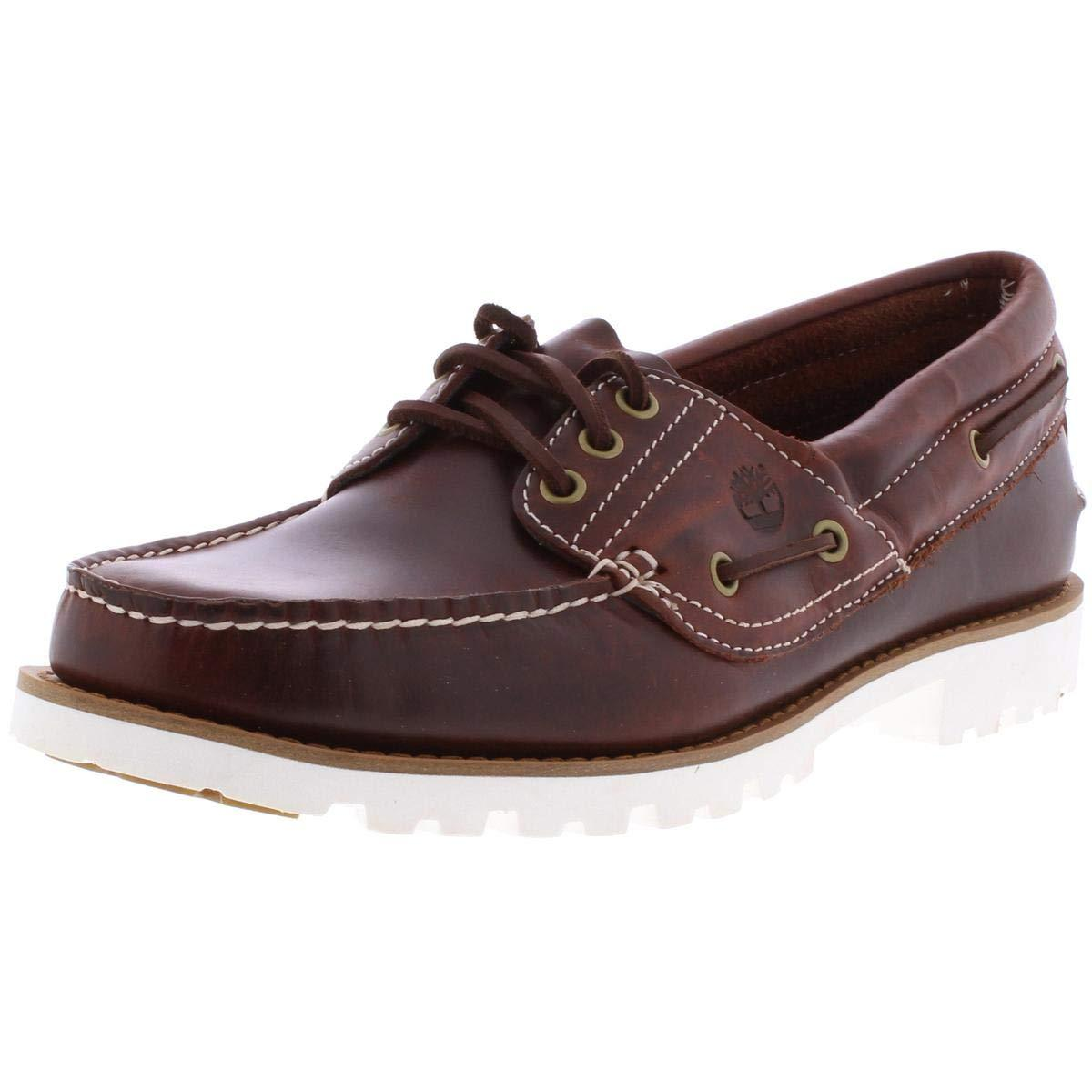 chaussure bateau timberland femme