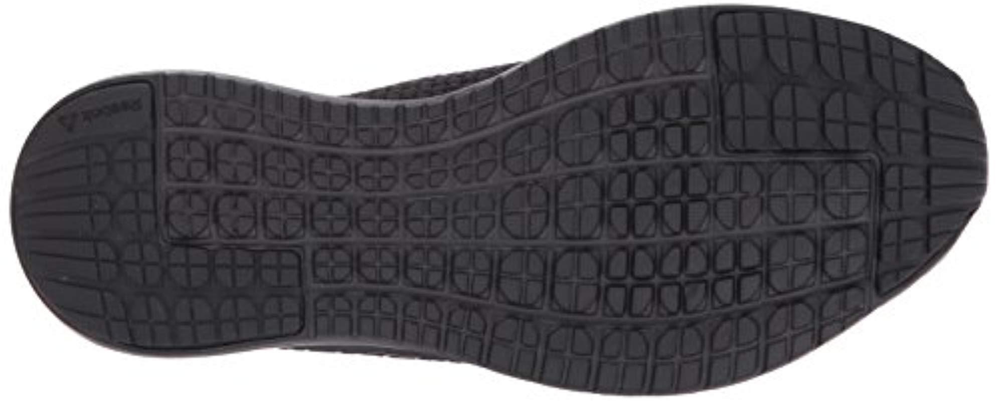 Reebok Plus Runner Woven Sneaker in Black