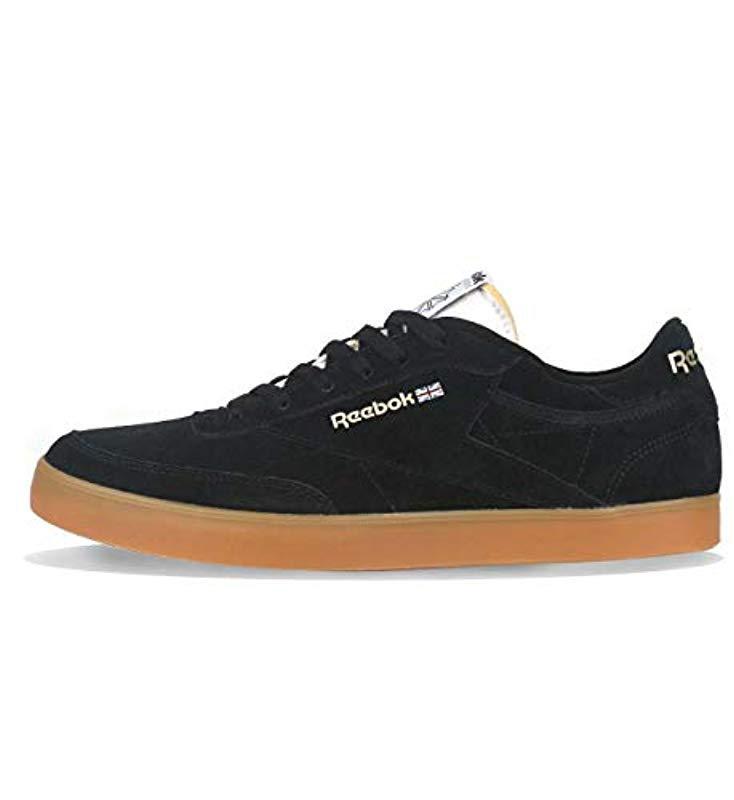 5a541e00ecd Reebok - Black Club C Fvs Gum Update Gymnastics Shoes for Men - Lyst. View  fullscreen