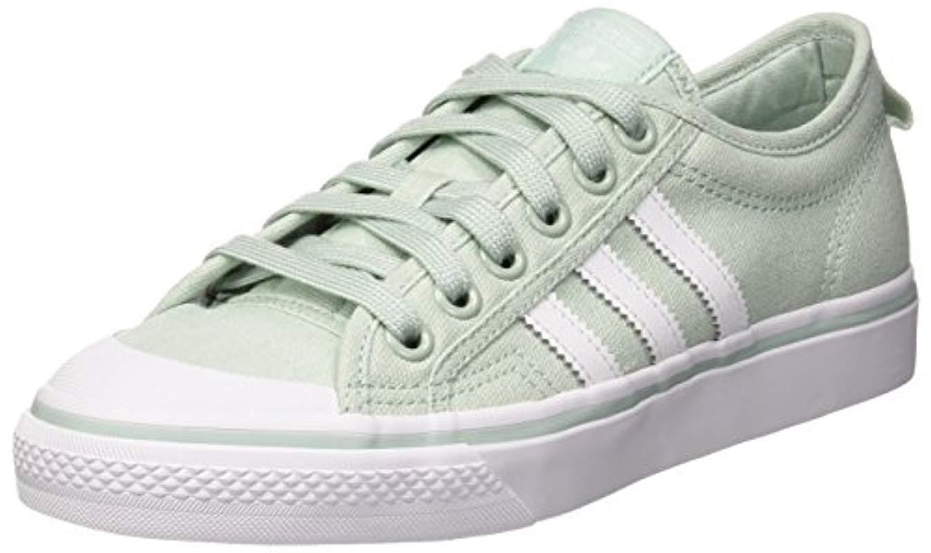 Adidas Mujer De W Para Lyst Zapatos Baloncesto Nizza U6zpw0Wqa1