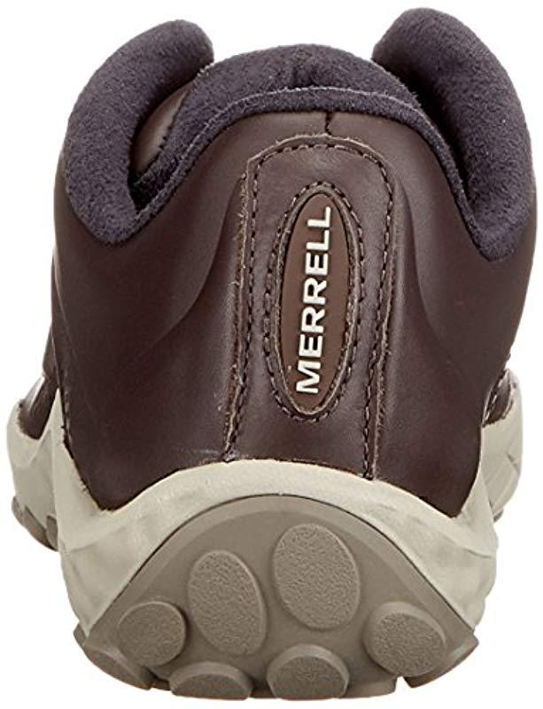 f43cb9c57c207 Merrell Sprint Lace Ltr Ac+ Trainers in Brown for Men - Save 5% - Lyst
