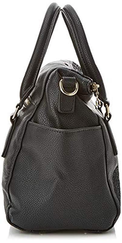 28ecfbbfdd7 Desigual Bols dark Amber Loverty Bag in Black - Lyst