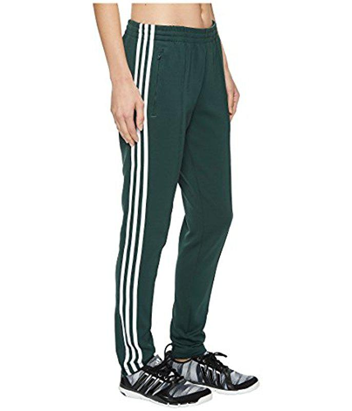 Lyst adidas Originals Superstar TRACK PANT en verde
