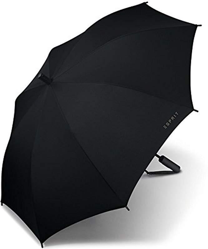 Esprit 50767 Mini parapluie basique Noir