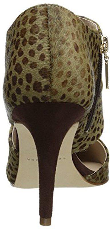 Trina Turk Womens Malibu Haircalf Boot