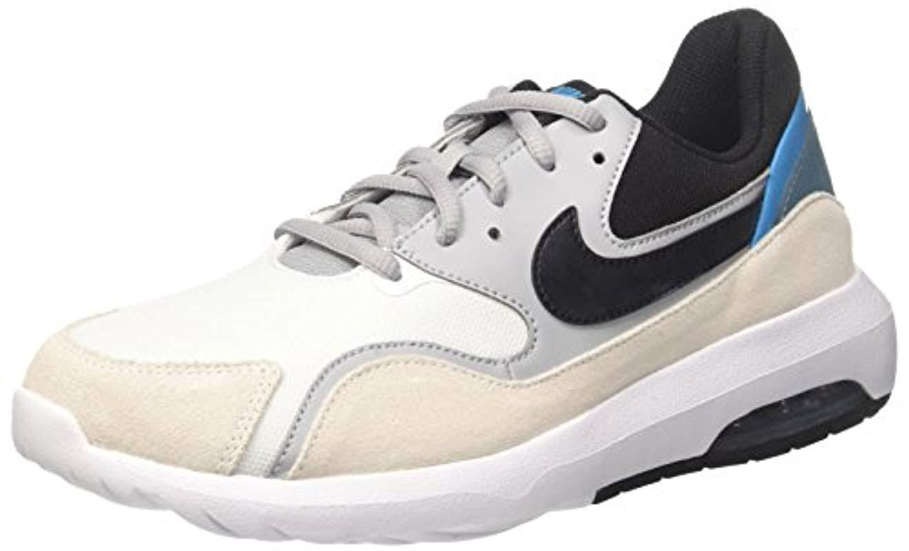 918fde9fd13 Nike Air Max Nostalgic Running Shoes in White for Men - Lyst