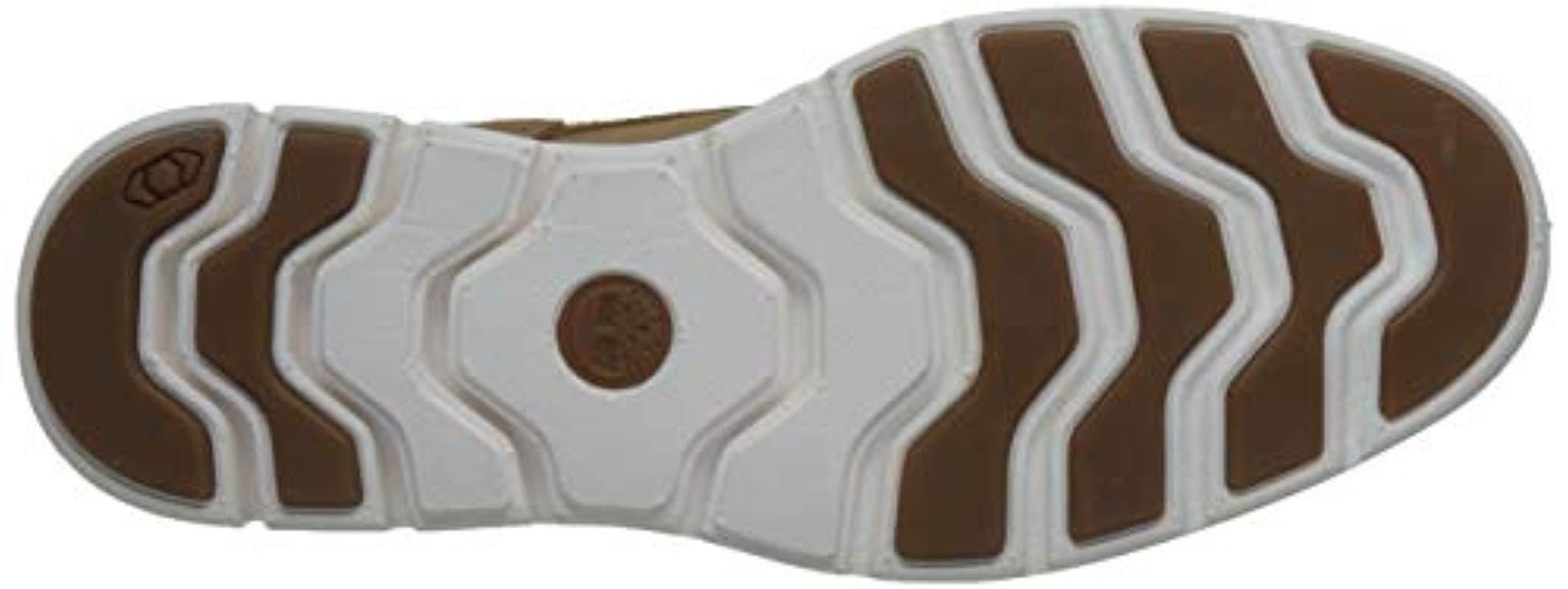 insertar Garantizar tubo  Timberland Bradstreet Leather Sensorflex Chukka Sneakers in Brown for Men -  Lyst