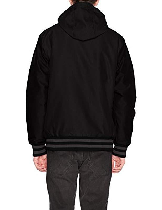 f8e887f4bb Vans Rutherford Mte Jacket in Black for Men - Lyst