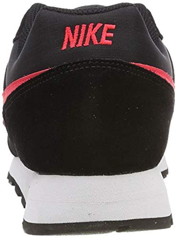 8601449518e17 Nike - Black Md Runner 2 Running Shoes for Men - Lyst. View fullscreen