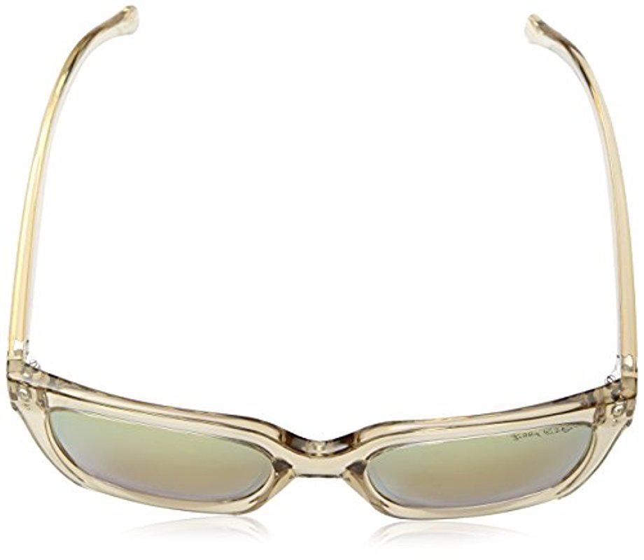 f1e0d65ecbf Lyst - Lilly Pulitzer Celine Polarized Square Sunglasses