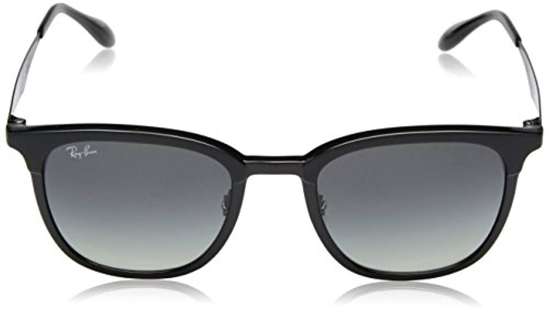 3fa716166f Ray-Ban - Two Tone Fine Square Sunglasses In Black Matte Black Rb4278 628211  51. View fullscreen