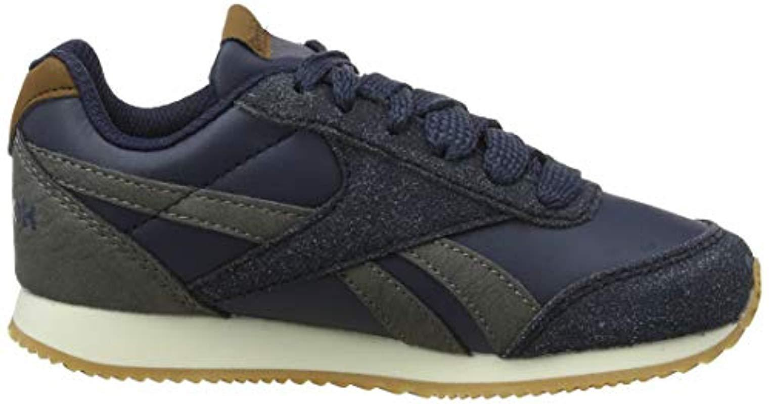 Royal Cljog 2, Zapatillas de Deporte para Niños Reebok de Tejido sintético de color Azul para hombre
