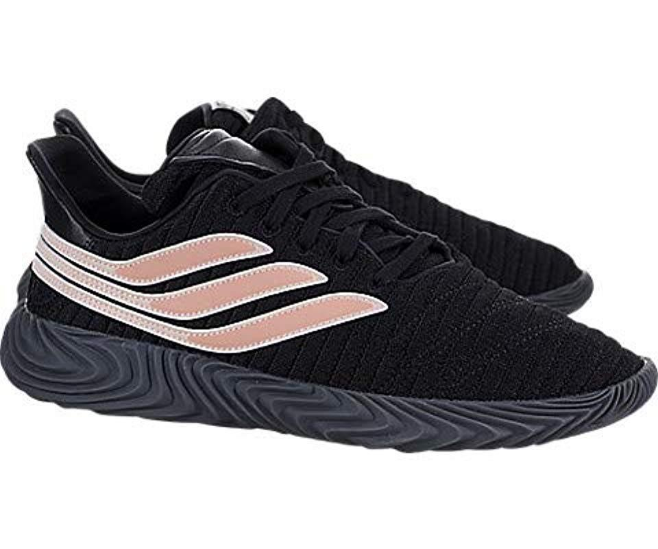 exclusive range 100% high quality good selling adidas Leather Sobakov in Black for Men - Lyst